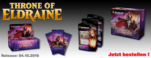 Magic: The Gathering Throne of Eldraine