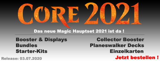 Magic Core Set 2021