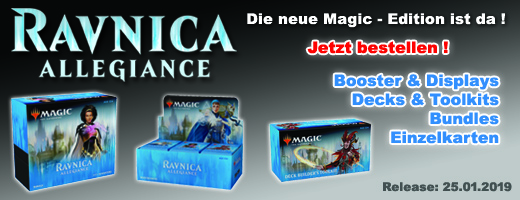 Magic: The Gathering Ravnica Allegiance